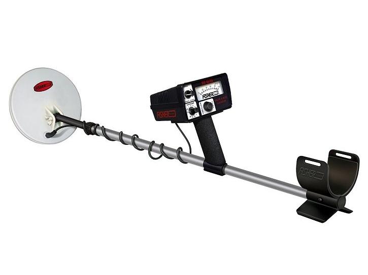 Metalo detektorius Fisher M-66