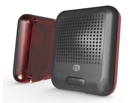 Garsinis ir vaizdinis perspėjimo signalas EL-WiFi-Alert