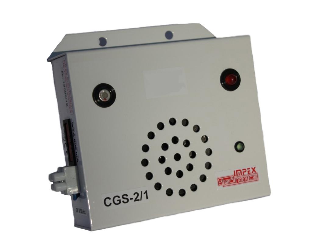 Anglies monoksido detektorius CGS-2/1 24V