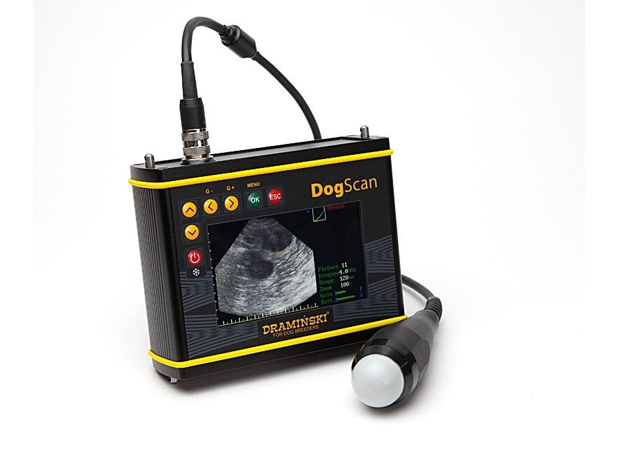 Veterinarinis ultragarso skeneris DogScan