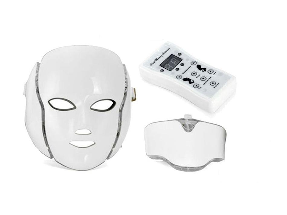 LED fototerapijos kaukė LT-110F
