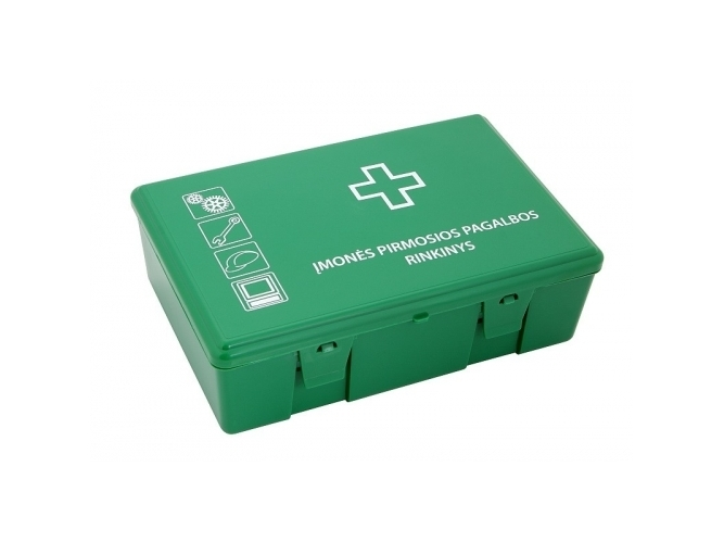 Pirmos pagalbos vaistinėlė įmonėms VIP-129