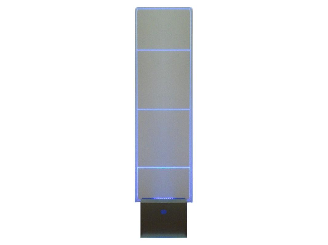 RF sistemos apsaugos varteliai HEL 250S