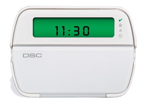 Klaviatūra centralėms DSC RFK5501Z