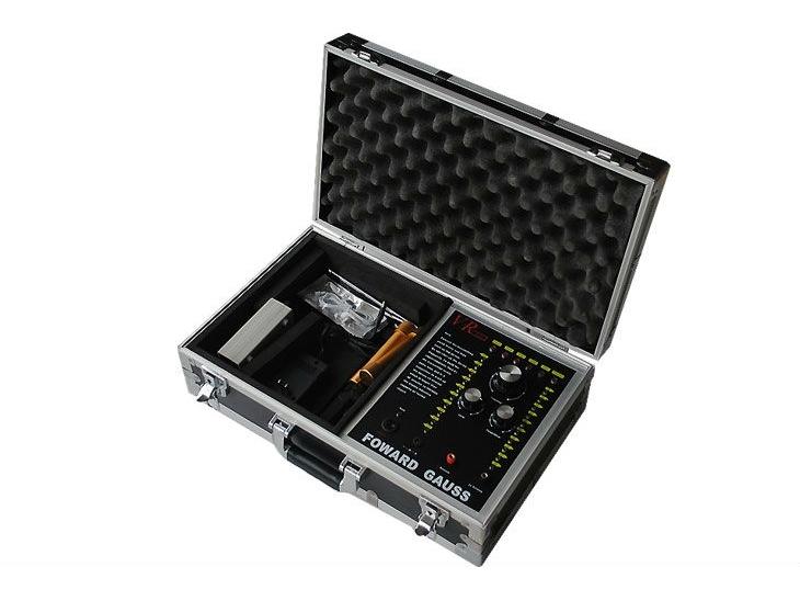 Ilgo nuotolio metalo detektoriaus sistema VR5000