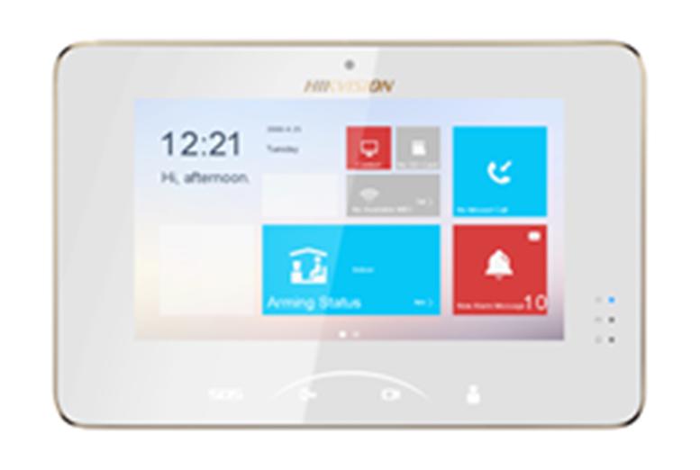 IP video telefonspynės monitorius Hikvision DS-KM8300-T