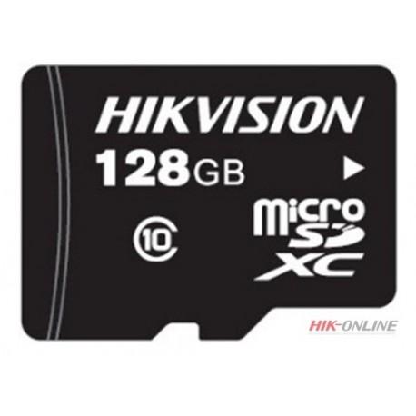 Hikvision Micro SD kortelė 128GB DS-UTF128G-L2