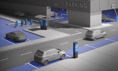 Automobilių parkavimo sistemų pardavimas, diegimas, aptarnavimas