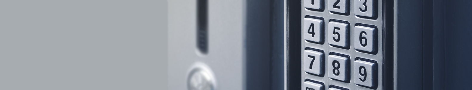 Durų kodiniai užraktai