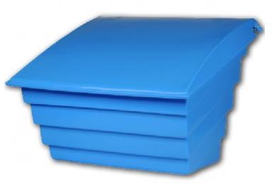 Dėžė smėliui ir druskai 150 litrų (215 kg)