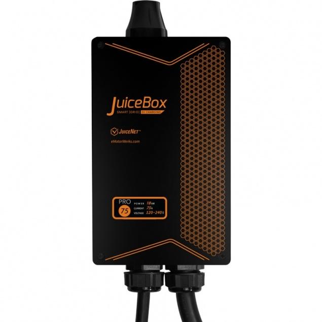 Įkrovimo stotelė elektromobiliui JuiceBox Pro 75