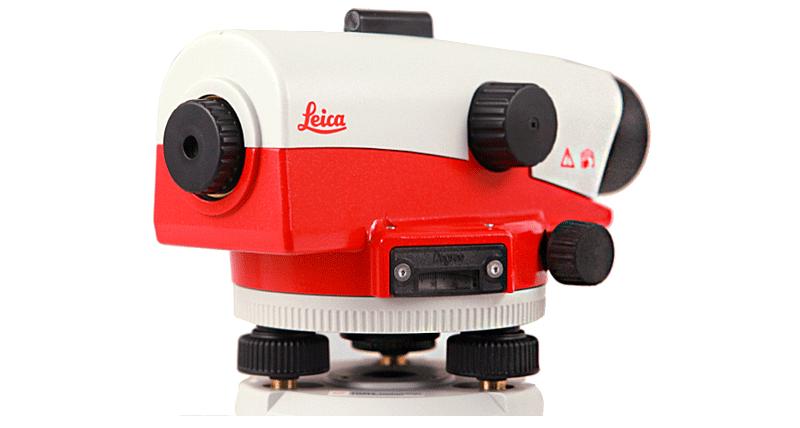 Automatinis nivelyras Leica NA720