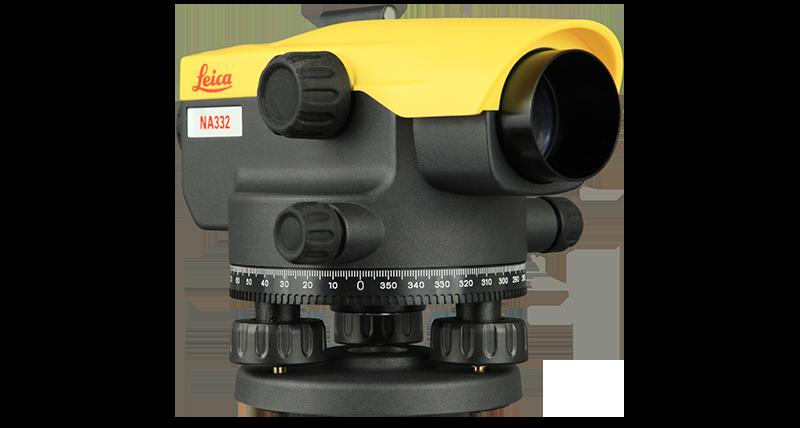 Automatinis nivelyras Leica NA332