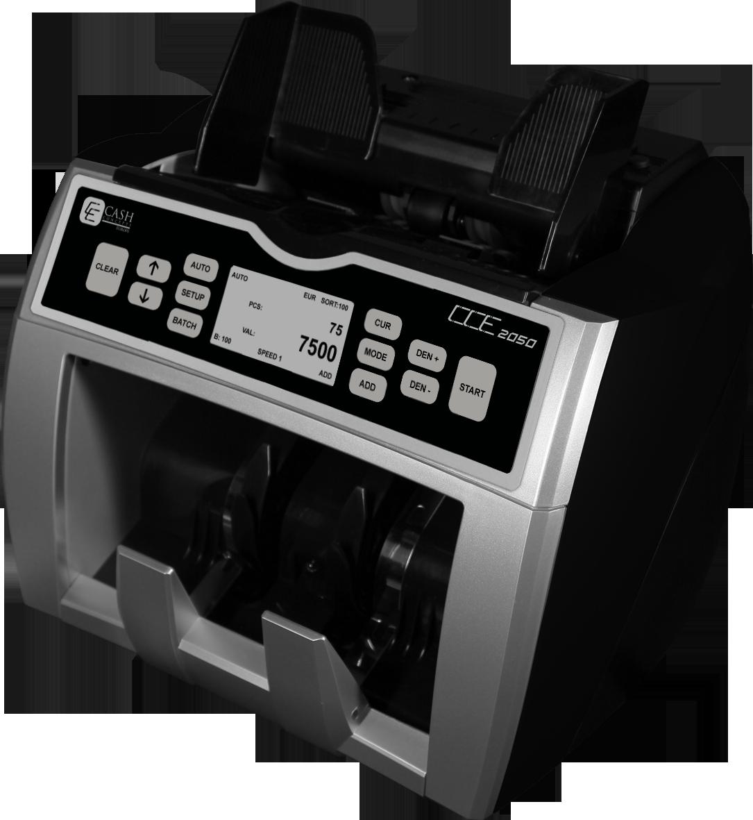 Banknotų skaičiavimo aparatas CCE 2050