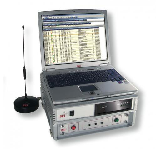 Pasyvi GSM stebėjimo sistema A5.1, 5.2 (A5.0) šifravimui PKI 1540