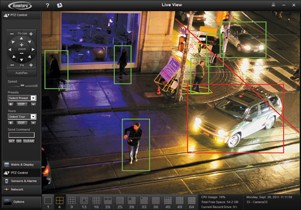 Pažangi video analizės programinė įranga SWR-IVA-1