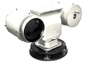 Dvigubo spektro vaizdo kamerų sistema CAM VCS AX