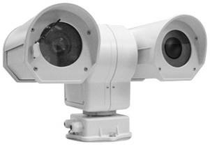 Naktinio matymo vaizdo kameros