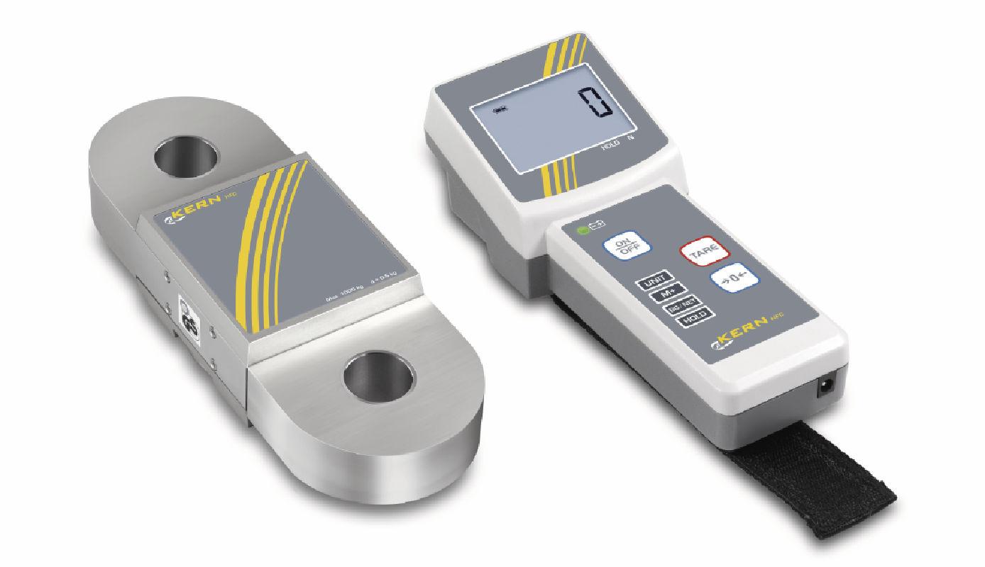 Kompaktiškos kraninės svarstyklės KERN HFC 10T-3