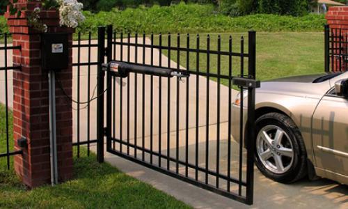 Automatinių vartų montavimas ir remontas