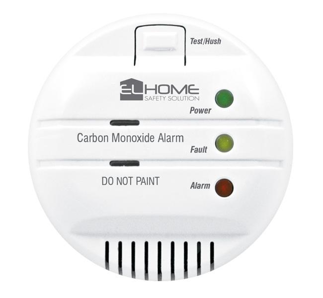 Anglies monoksido (smalkių) detektorius CD-50B8