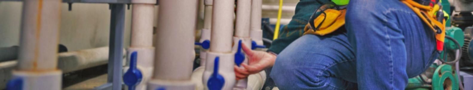 Nuotekų, valymo įrenginių,  vandentiekio sistemų įrengimas