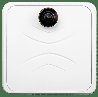 Karštųjų ir šaltųjų zonų kamera V-Count