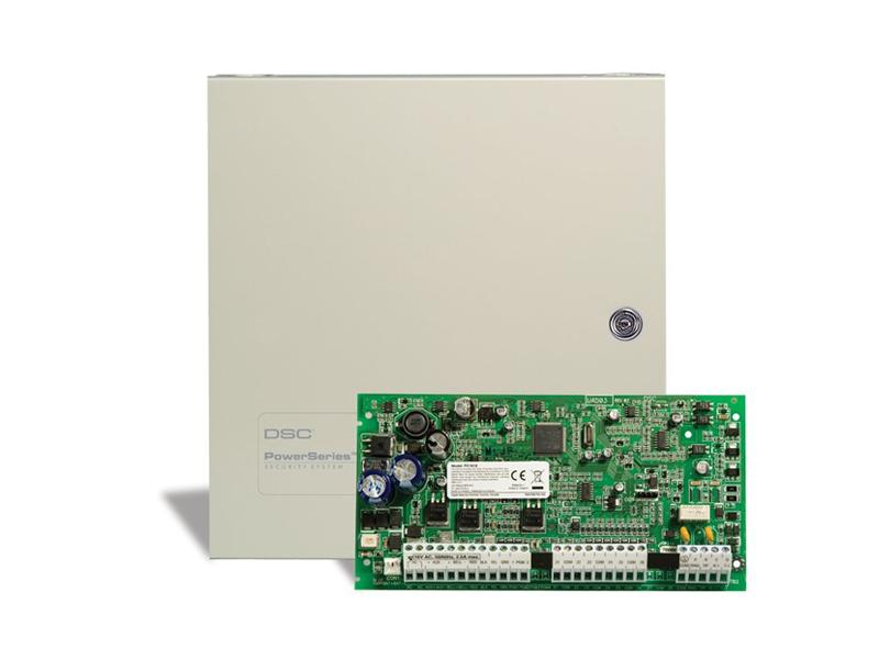 Apsaugos signalizacija komercinėms patalpoms (2 patalpos) FRA AS 005
