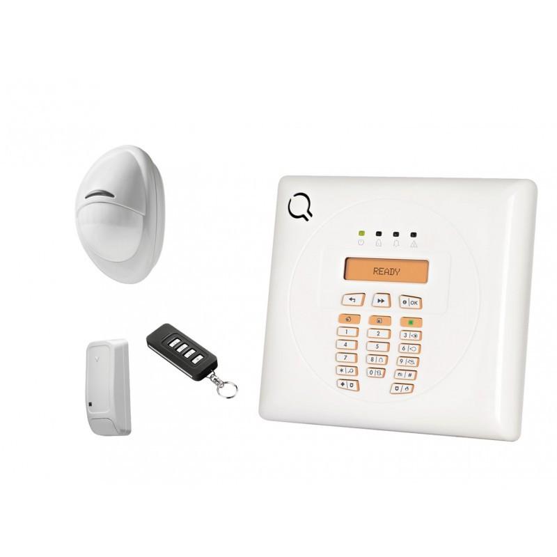 Belaidė apsaugos signalizacija garažui DSC WP8010-K-FR