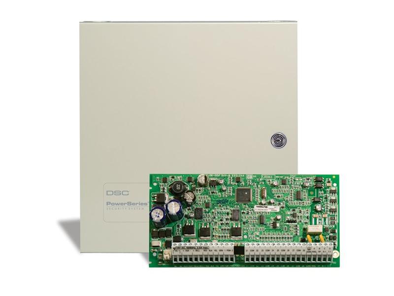 Apsaugos signalizacija komercinėms patalpoms (3 patalpos) FRA AS 004