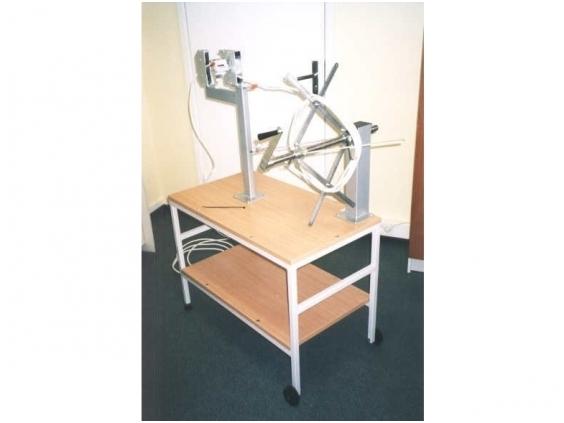 Kabelio ilgio matavimo ir susukimo prietaisas KMS-1
