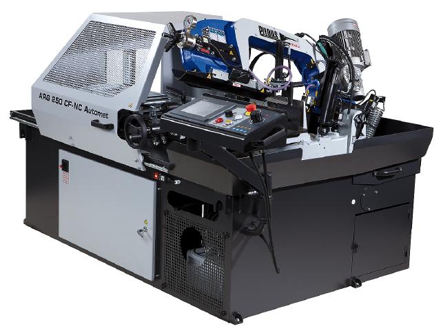 Juostinis pjūklas ARG 250 CF-NC Automat Pilous