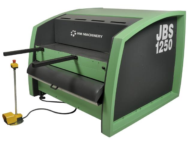 El. mechaninės kirpimo staklės JBS 1250/3