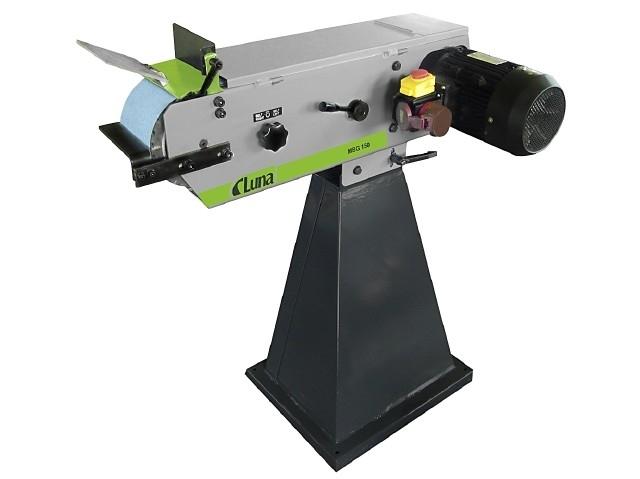 Juostinės šlifavimo staklės Luna MBG150