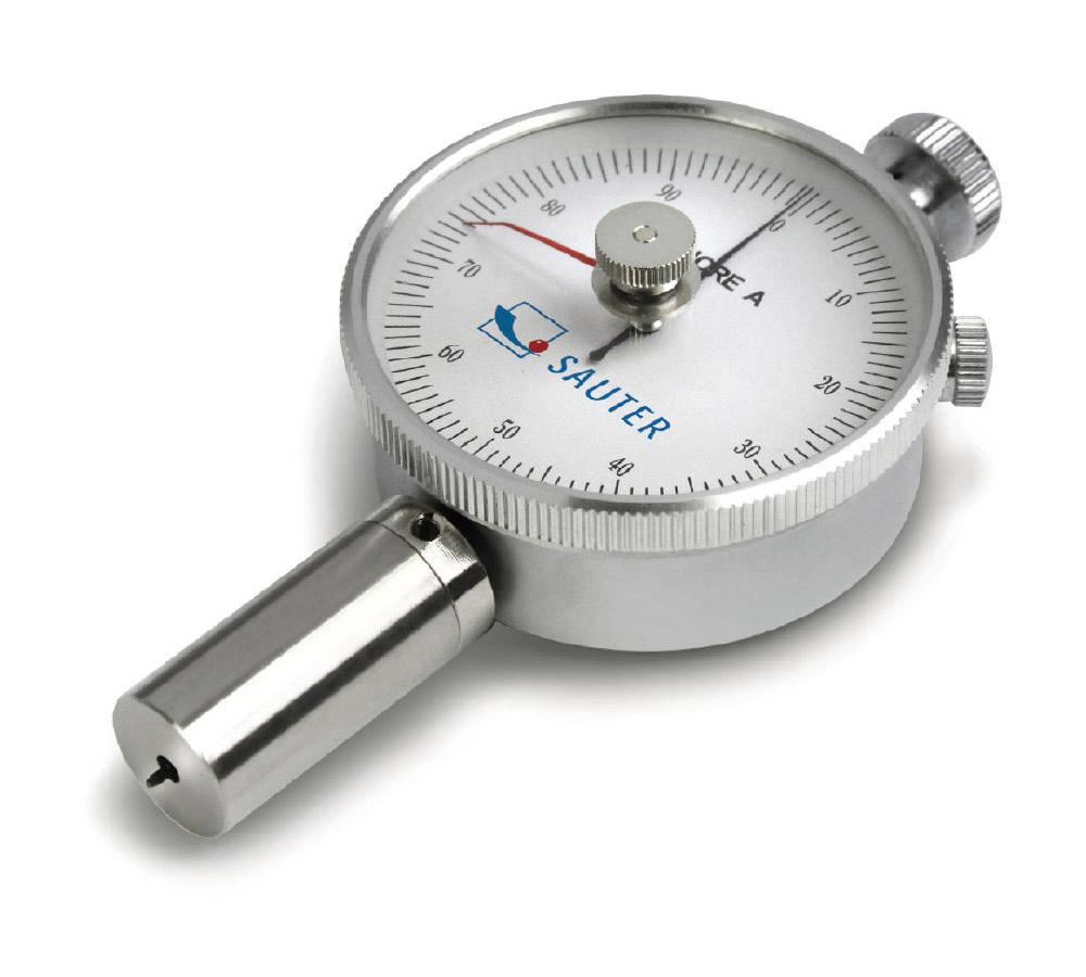 Analoginis kietumo matuoklis (diurometras) HBA 100-0