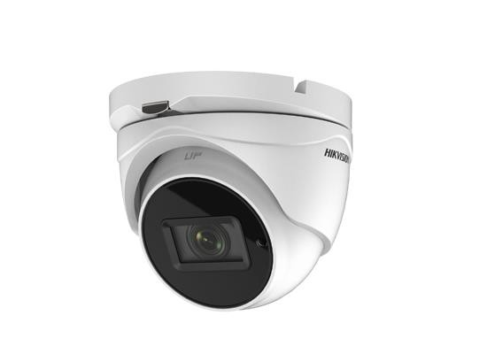 HD vaizdo kamera Hikvision DS-2CE79U8T-IT3Z F2.8-12