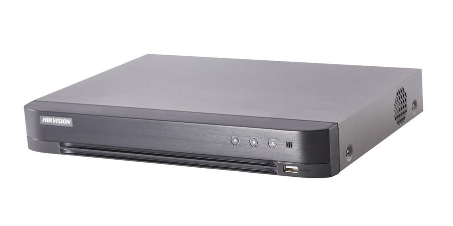 Analoginis vaizdo įrašymo įrenginys Hikvision DVR DS-7204HUHI-K1