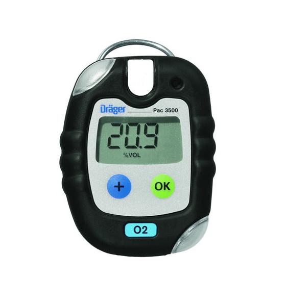 Deguonies (o2) dujų analizatorius Drager Pac® 3500