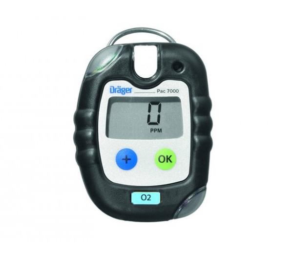 Deguonies analizatorius Drager Pac® 7000