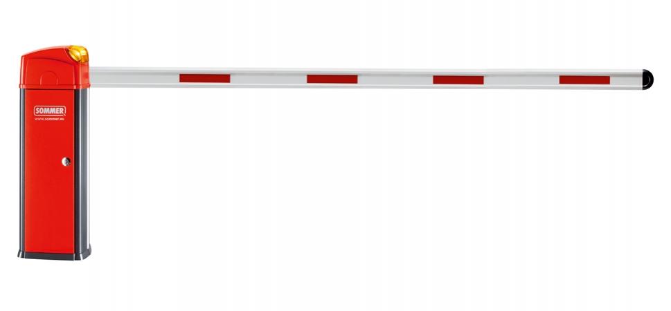 Įvažiavimo / išvažiavimo barjeras SOMMER ASB-6010A