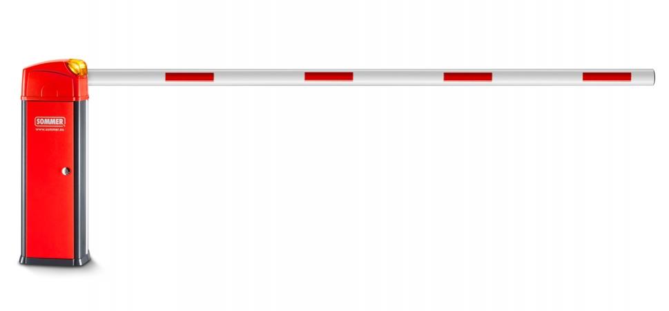 Įvažiavimo / išvažiavimo barjeras SOMMER ASB-5507A