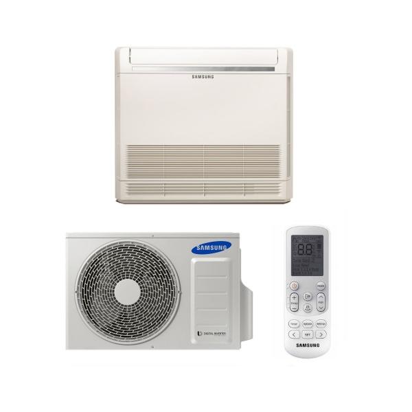 Konsoliniai pastatomi Samsung oro kondicionieriai