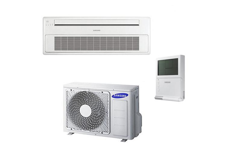 1-krypties kasetiniai oro kondicionieriai Samsung Slim