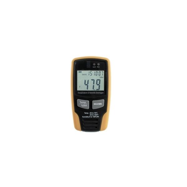Temperatūros ir drėgmės duomenų kaupiklio RDT172 nuoma