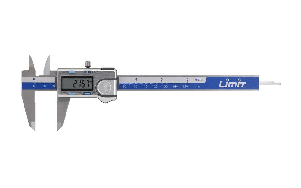 Skaitmeninis slankmatis Limit 174230102 (150 mm)