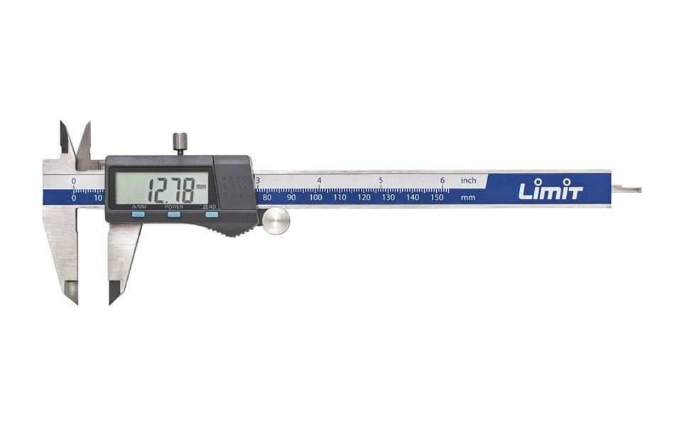 Skaitmeninis slankmatis Limit 263960304 (300 mm)