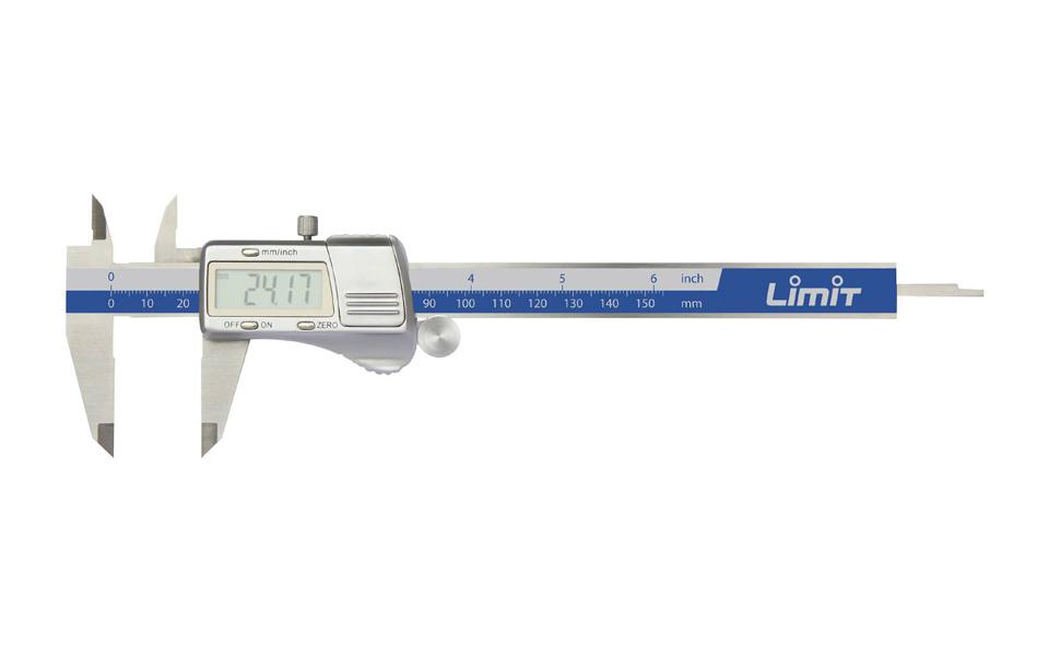 Skaitmeninis slankmatis Limit 234740101 (150 mm)