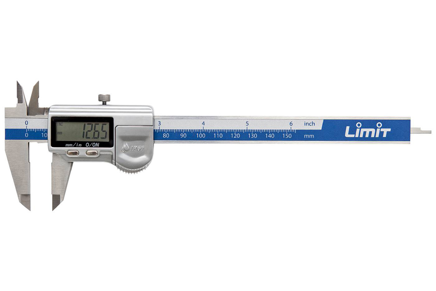 Skaitmeninis slankmatis Limit 263970204 (200 mm / IP67 apsaugos klasė)