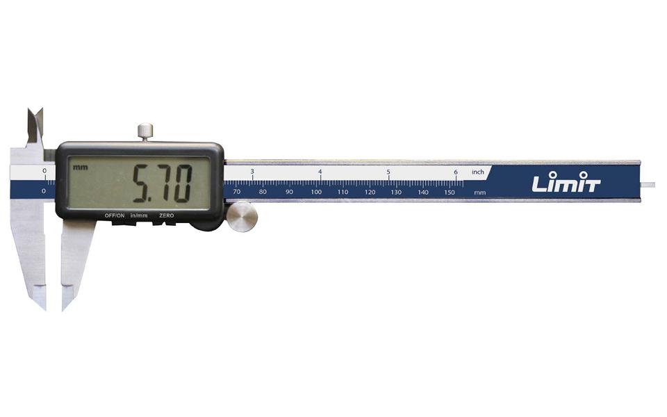 Skaitmeninis slankmatis Limit 233810308 (300 mm)