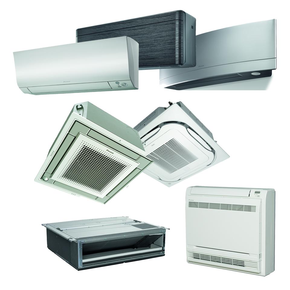 Daikin multisplit inverter oro kondicionieriai (vidaus blokai)